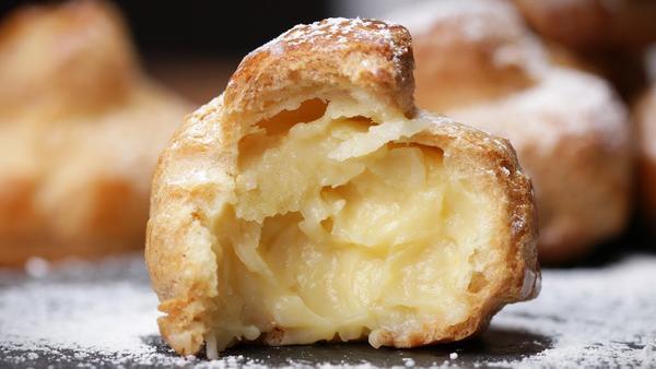 泡芙的历史 怎样的泡芙才好吃 泡芙的种类