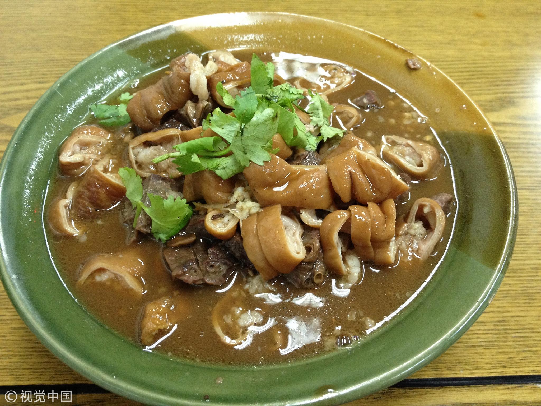 卤煮这道老北京传统美食