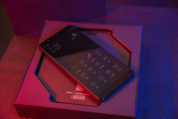 努比亚红魔电竞游戏手机