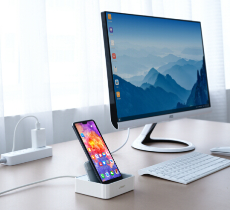 OPPO R17 F9或增手机变PC模式功能,一键投屏实现移动办公