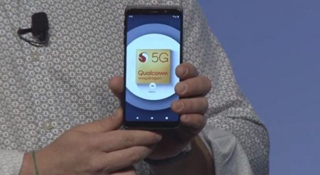 高通推出首款商用5G移动平台骁龙855 三星或首发