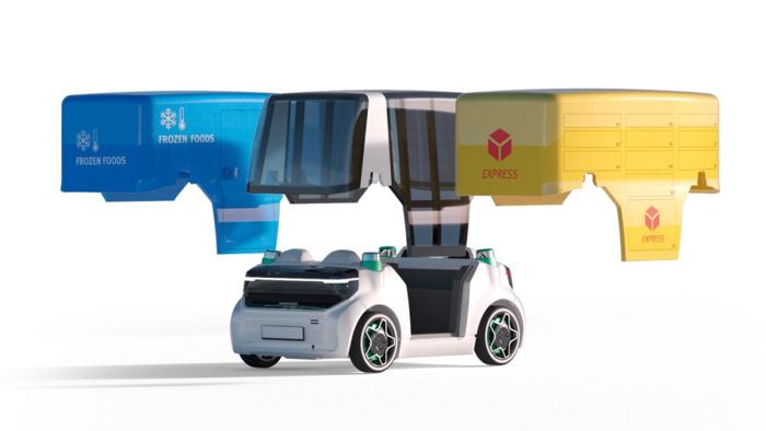 舍弗勒将携自动驾驶移动器 参加2019 CES展