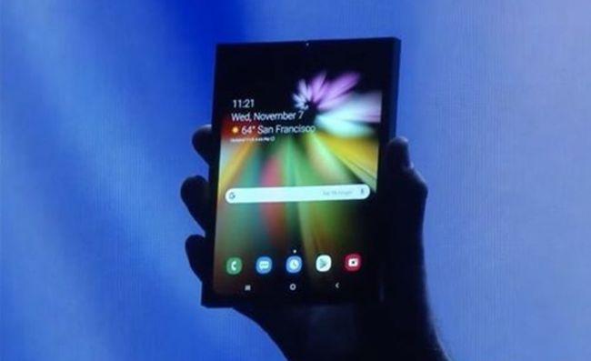 CES2019:三星折叠手机亮相,但目前仍存在诸多问题