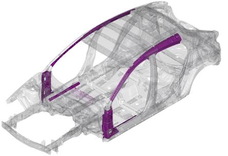 马自达研发全球首个冷冲压汽车零部件 合作新日铁住金和JFE钢铁