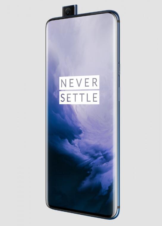 一加7 Pro海外发布 6.67英寸Fluid AMOLED显示屏吸睛