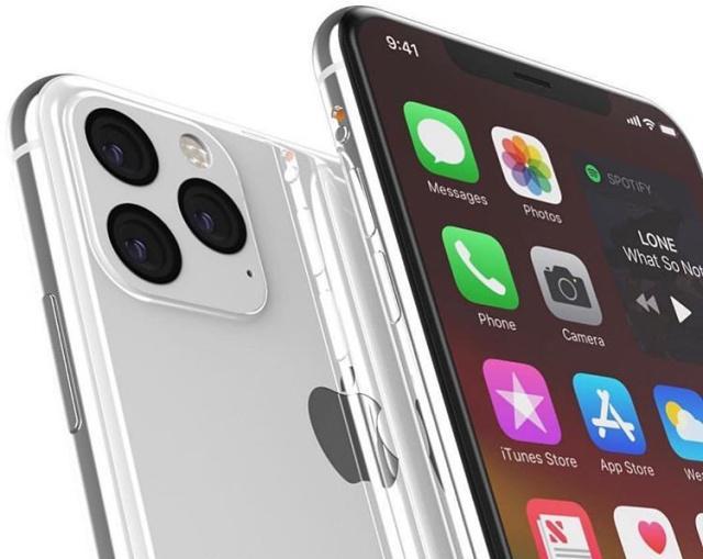 多重曝光下,iPhone 11外观生怕就是这样了!
