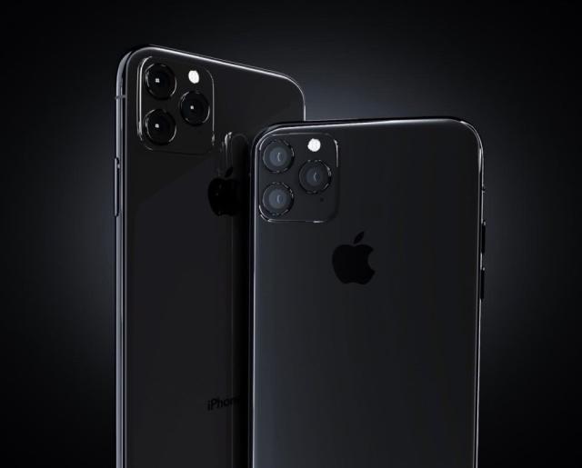 尴尬了苹果公司的2019年新iPhone!
