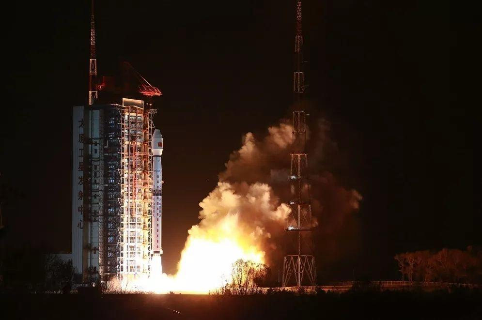 祝賀!中國成功發射高分十號衛星