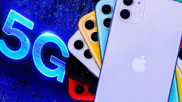 iPhone 11用户哭晕 苹果明年将推出三款5G手机
