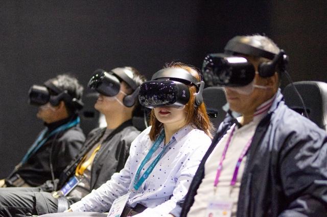 從進博會三星無處不在的科技創新,我們看到了什么?
