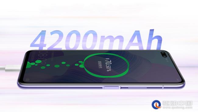 麒麟990与40W快充加持 nova6 5G你的游戏神机