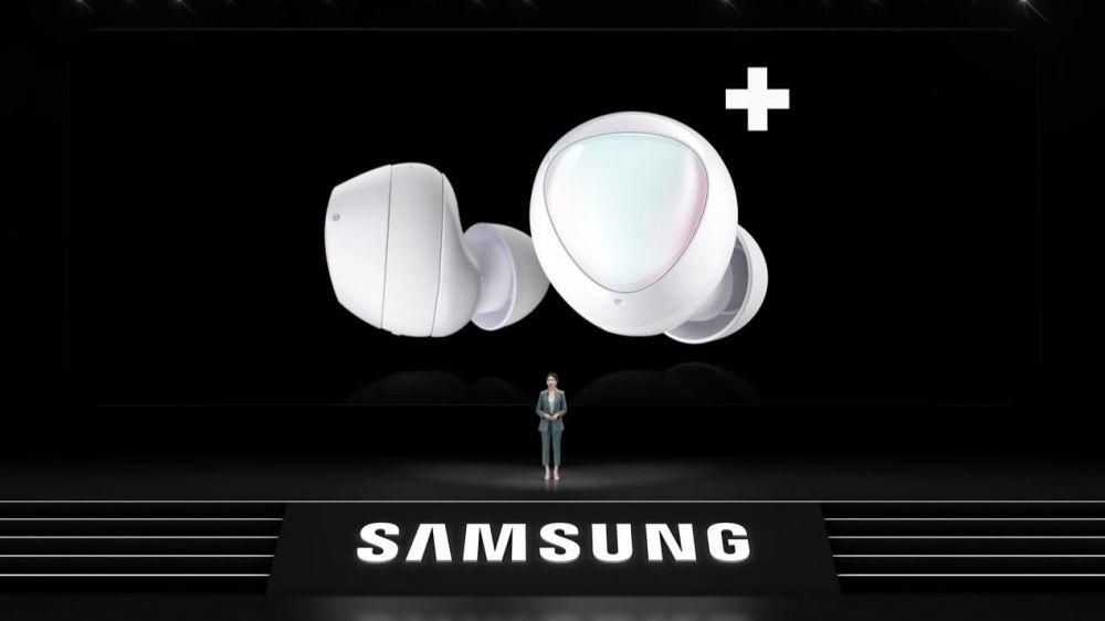 音質續航品質升級 ,三星Galaxy Buds+中國發布
