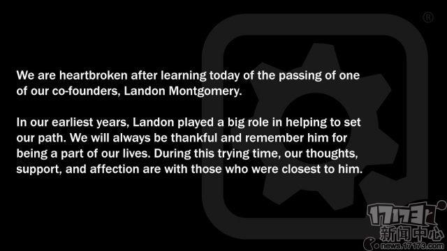 《无主之地》开发商Gearbox联合创始人去世 官方推特发文哀悼