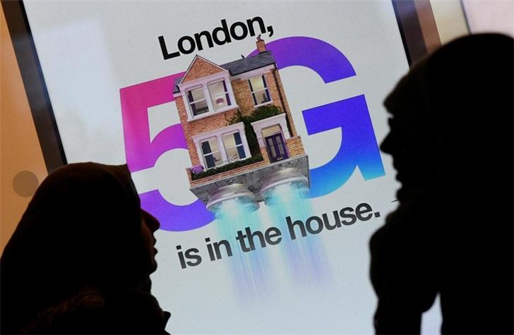 英内阁大臣:5G信号塔传播新冠病毒传言没有科学依据