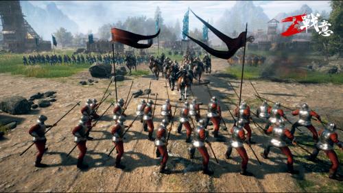 《戰意》新賽季,體驗全球互通的戰爭網游!
