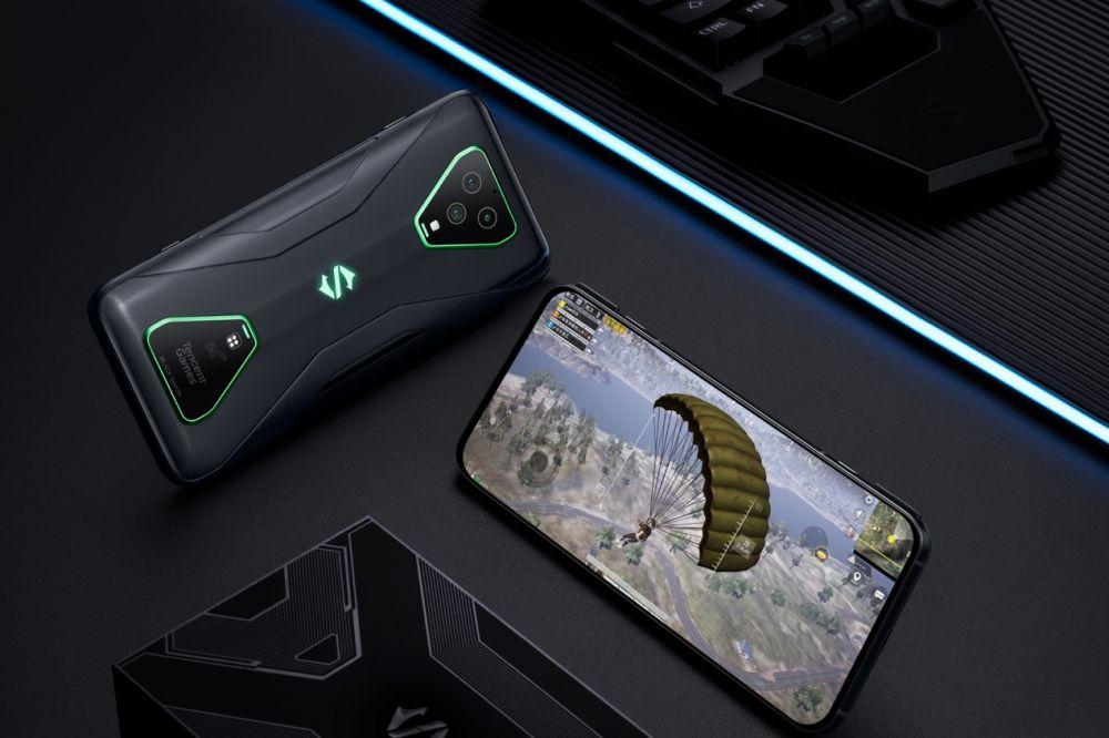騰訊黑鯊游戲手機3 Pro開啟全款預售,米粉節更多購機福利來襲