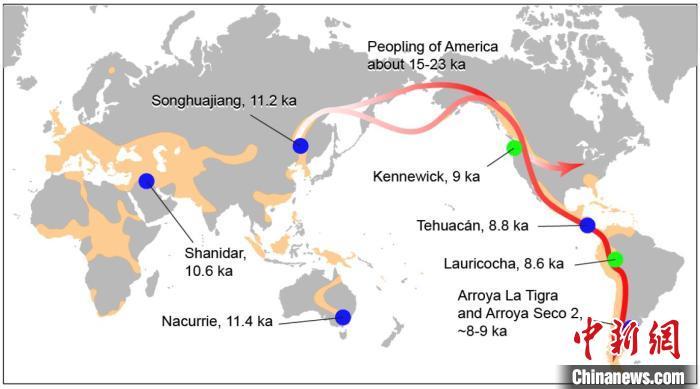 最新研究:中国东北渔猎人群1.1万年前已出现世袭等级