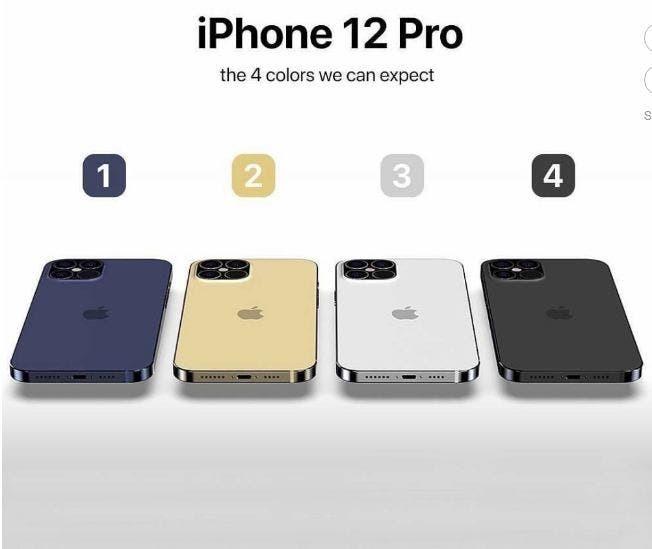 今年的iPhone 12不簡單吶!