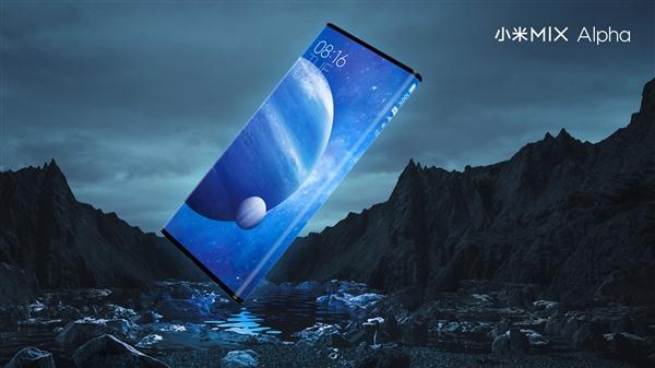 下一代MIX Alpha安排!爆料稱小米已采購超薄柔性玻璃