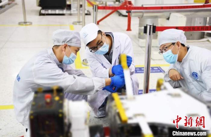 北斗三号收官星发射 西安科技为20颗卫星提供全部有效载荷