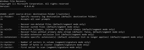 拯救手滑删数据!微软官方上线文件恢复工具
