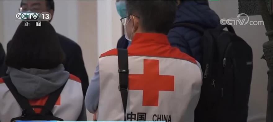 多国人士:中国助力别国抗疫展现大国担当