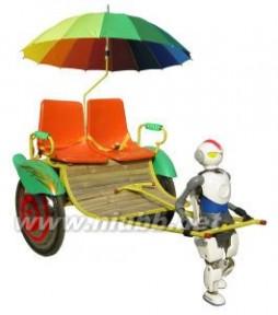 机器人拉车 机器人拉车:机器人拉车-简介