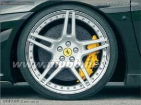 法拉利F430:法拉利F430-设计,法拉利F430-内饰_法拉利430