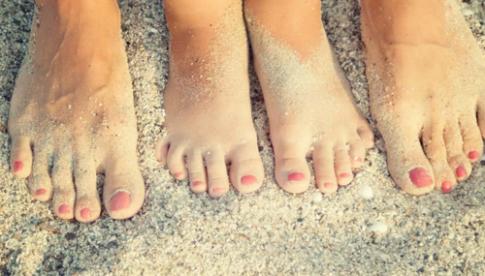 日常去除脚臭有哪些方法