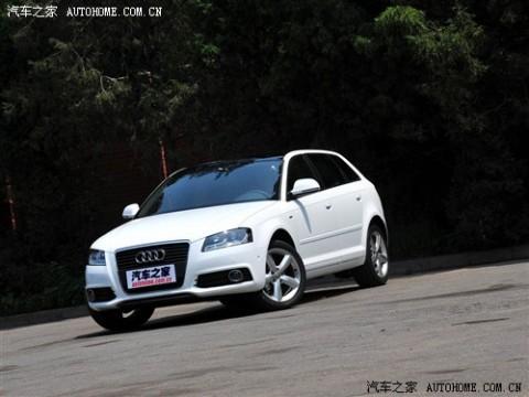 奥迪 奥迪(进口) 奥迪A3 2010款 Sportback 1.8T 豪华型