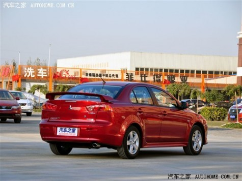61阅读 东南汽车 蓝瑟·翼神 2010款 2.0L旗舰型CVT