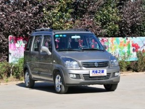 昌河铃木 北斗星X5 2013款 巡航版 1.4L VVT 尺度型
