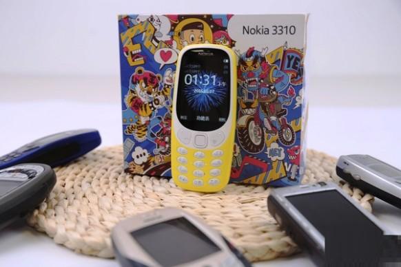 诺基亚3310复刻版-诺基亚3310复刻版怎么样?诺基亚3310复刻版上手简单评测