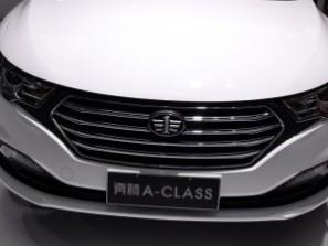 一汽奔腾 奔腾B30 2014款 A-CLASS