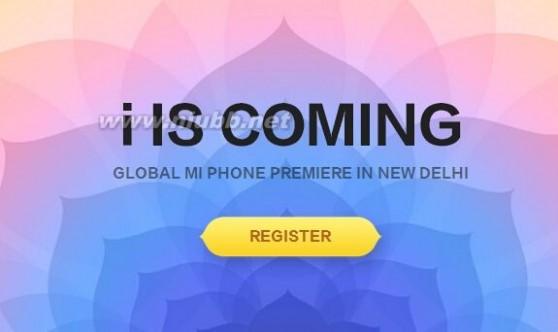 小米或于4月23日发布新机Mi4i_小米4.23