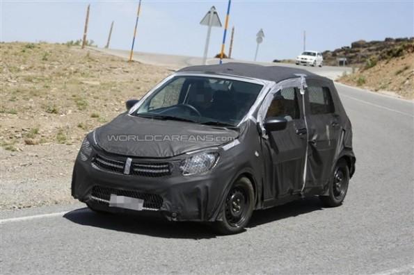 铃木奥拓老年代步车-更换名称 铃木奥拓继任车型2014年推出