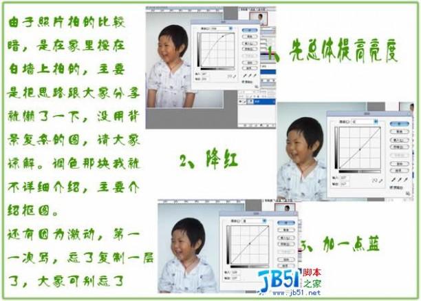利用Photoshop曲线和抽出简单几步扣图法