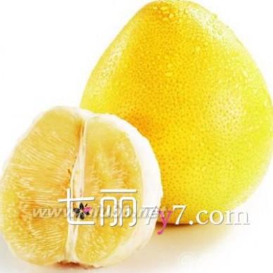 饭前吃柚子能减肥法 增强饱腹感消脂美容_柚子减肥