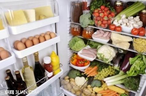 冰箱里最不宜存放的10种食物