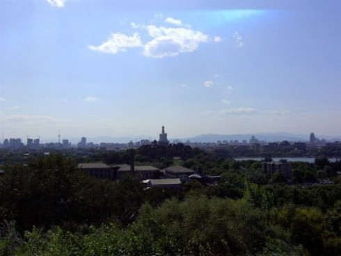 景山公园图片
