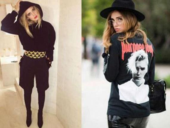 黑色服饰 黑色服装搭配 时尚博主Chiara教你永不出错