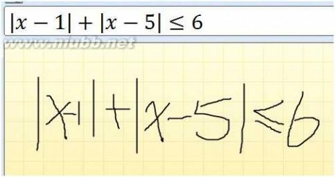 绝对值符号 你真的知道怎么用绝对值吗?