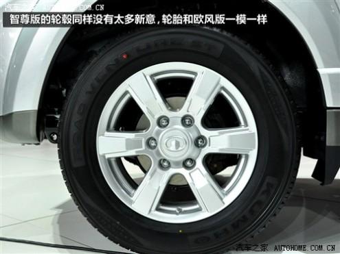 长城 长城汽车 哈弗H5 2010款 智尊版 基本型