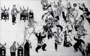 扭秧歌:扭秧歌-流传地区,扭秧歌-概述_扭秧歌歌曲