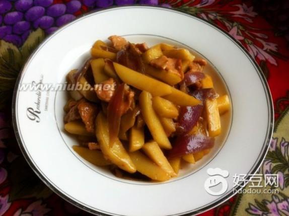 土豆头 土豆葱头炒肉的做法,土豆葱头炒肉怎么做好吃,土豆葱头炒肉的家常做法