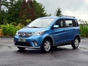 长安汽车 欧力威 2013款 1.4L 手动劲享型