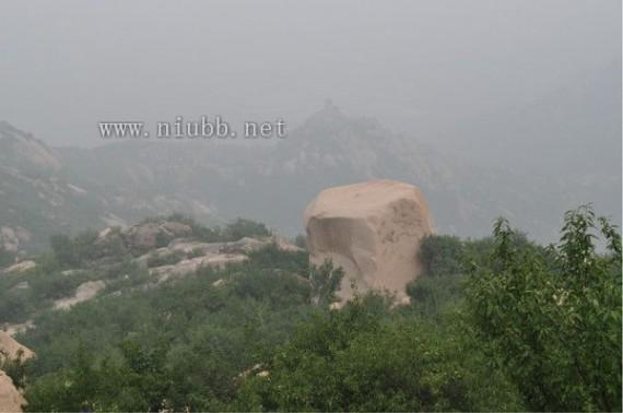 北京后花园风景区 初探北京后花园-白虎涧风景区
