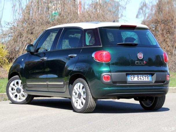 菲亚特菲亚特(进口)菲亚特5002013款 500L 五门版