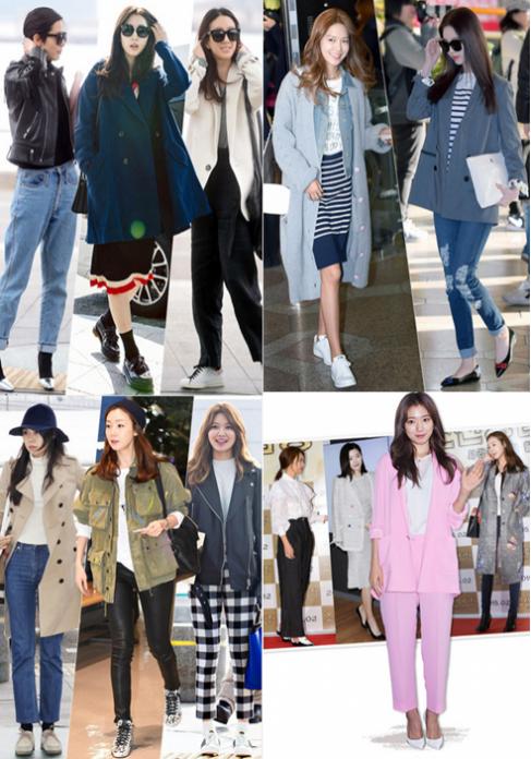流行与时尚的区别 2015各国时尚街拍大不同 看街头文化了解全球时尚趋势