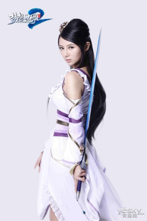 《梦想世界2》今日新服开启 梦想女神图集赏